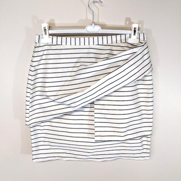 Reiss Dresses & Skirts - Reiss Modern Draped Skirt